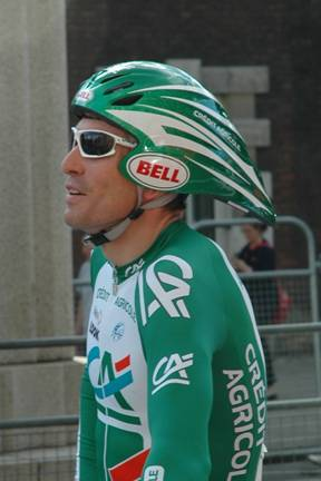 Patrice Halgand, Prologen til Tour de France 2007 i London