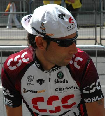 Inigo Cuesta, Prologen til Tour de France 2007 i London