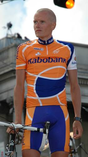 Michael Rasmussen, Præsentationen til Tour de France 2007 i London