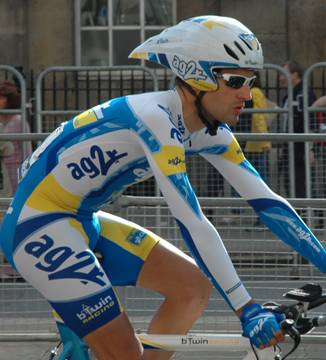 Cyril Dessel, Prologen til Tour de France 2007 i London
