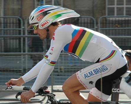 Fabian Cancellara, Prologen til Tour de France 2007 i London