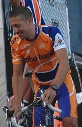 Juan Antonio Flecha, Præsentationen til Tour de France 2007 i London