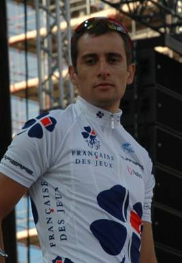 Sandy Casar, Præsentationen til Tour de France 2007 i London
