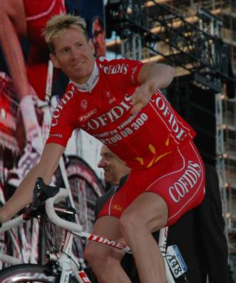 Rik Verbrugghe, Præsentationen til Tour de France 2007 i London
