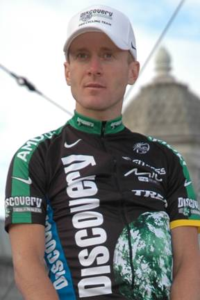 Levi Leipheimer, Præsentationen til Tour de France 2007 i London
