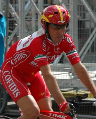 Cristian Moreni, Prologen til Tour de France 2007 i London