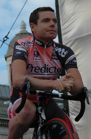 Cadel Evans, Præsentationen til Tour de France 2007 i London