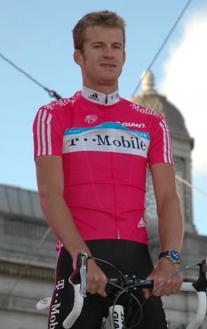 Michael Rogers, Præsentationen til Tour de France 2007 i London