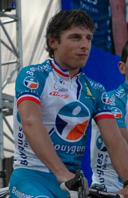 Pierrick Fedrigo, Præsentationen til Tour de France 2007 i London