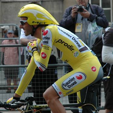 Iban Mayo, Prologen til Tour de France 2007 i London