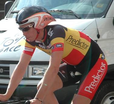 Leif Hoste, Prologen til Tour de France 2007 i London