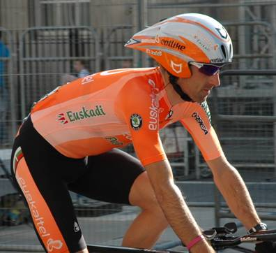 Haimar Zubeldia, Prologen til Tour de France 2007 i London