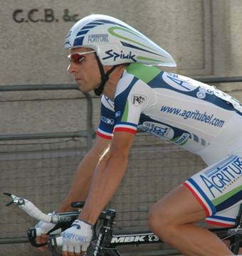 Nicolas Vogondy, Prologen til Tour de France 2007 i London