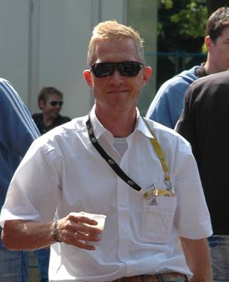 Brian Holm, 1. etape, Tour de France 2007 i London
