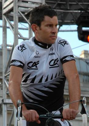 Julian Dean, Præsentationen til Tour de France 2007 i London