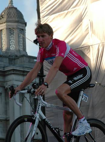 Axel Merckx, Præsentationen til Tour de France 2007 i London