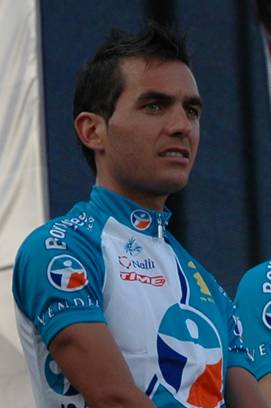 Xavier Florencio, Præsentationen til Tour de France 2007 i London