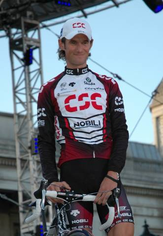 Fränk Schleck, Præsentationen til Tour de France 2007 i London