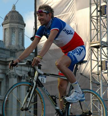 Christophe Moreau, Præsentationen til Tour de France 2007 i London